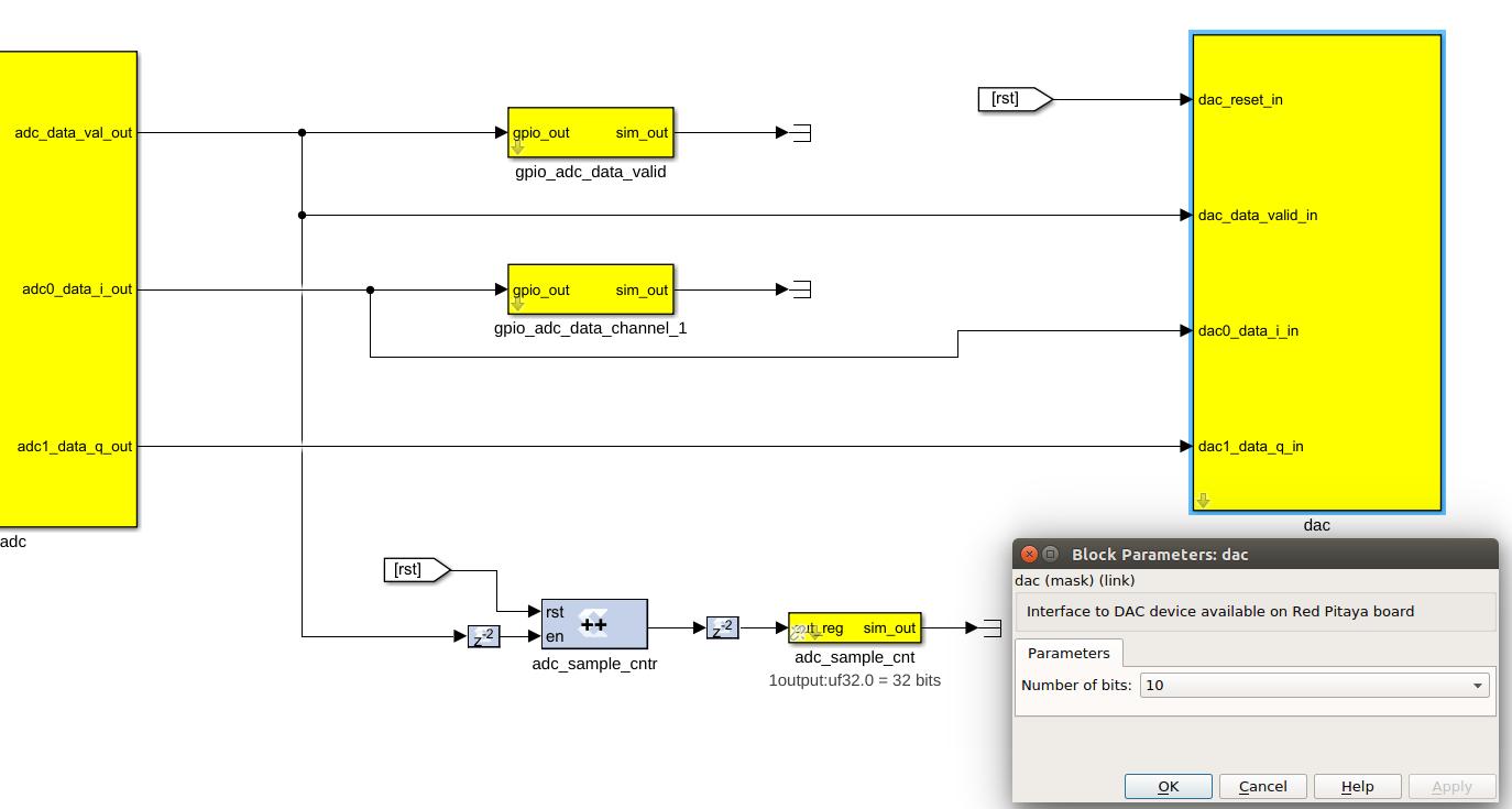 Tutorial 2 : ADC and DAC Interface — CASPER Tutorials 0 1